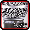 Shure SM58 (click to englarge)